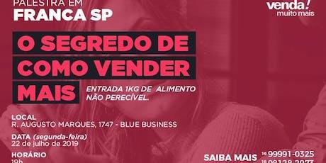 O SEGREDO DE COMO VENDER MAIS tickets
