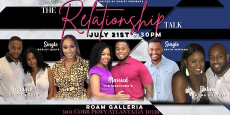 The Relationship Talk: A Christian Millennial Panel Discussion tickets