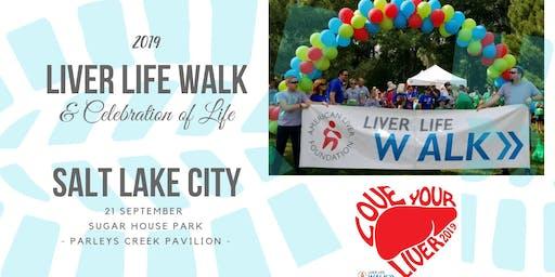 Liver Life Walk & Celebration of Life - Salt Lake City