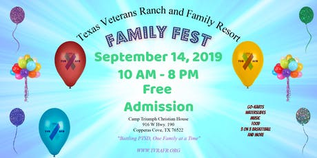 Family Fest 2019 tickets