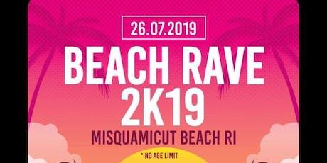 Beach Rave tickets