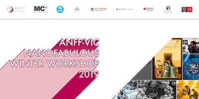 ANFF-VIC Nanofabulous Winter Workshop 2019