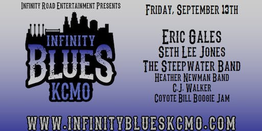 Eric Gales, Seth Lee Jones, Heather Newman Band, CJ Walker, Coyote Bill Boogie Jam Infinity Blues Show