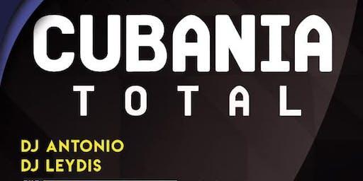 CUBANIA TOTAL WITH DJS ANTONIO & LEYDIS