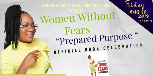 Women Without Fears Official Book Celebration