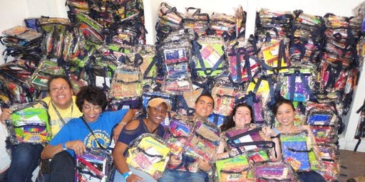 Back to School Supply Distribution - Volunteers Needed!
