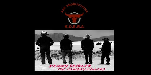 Kenny Feidler and The Cowboy Killers @ KOBRA Summer Series Finals