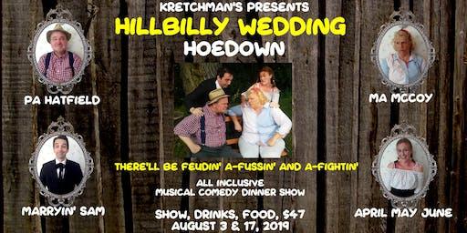 Hillbilly Wedding Hoedown