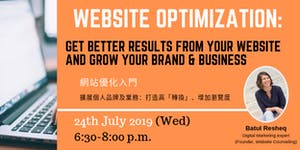 Optimization: Get Better Results From Your Website...