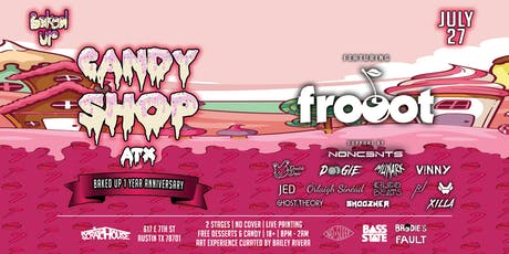 Candy Shop ATX: Baked Up 1 Year Anniversary tickets