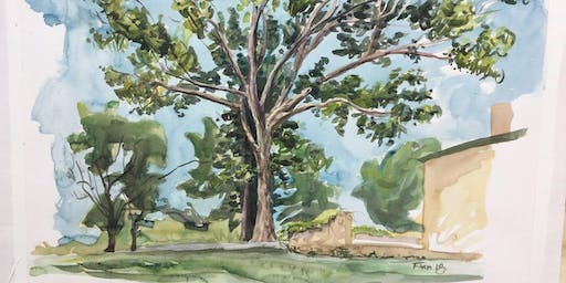 En Plein Air Watercolor Workshop