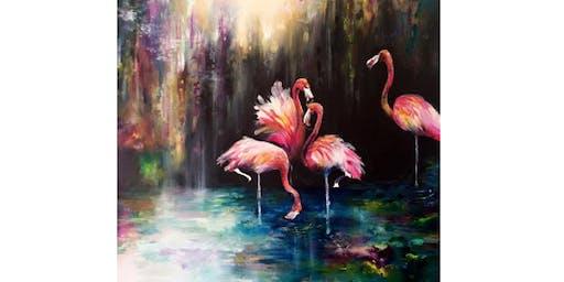 Flamingo Pond - Sydney