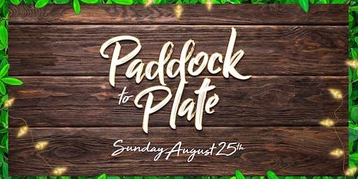 Hart Bar's Paddock to Plate