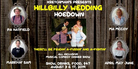 Hillbilly Wedding Hoedown tickets