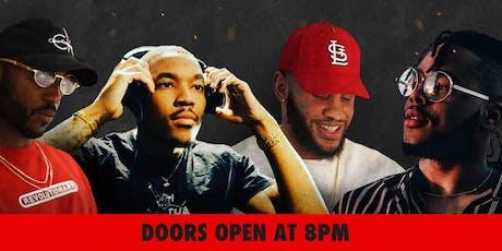 DBLACC - JB ROY - FRANKTHA3RD-DJ TEO - YOUNG ROSS - KAY tickets