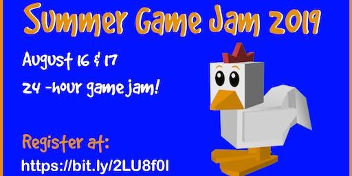 NEIT Summer Game Jam 2019
