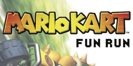 Mario Kart Themed Fun Run tickets