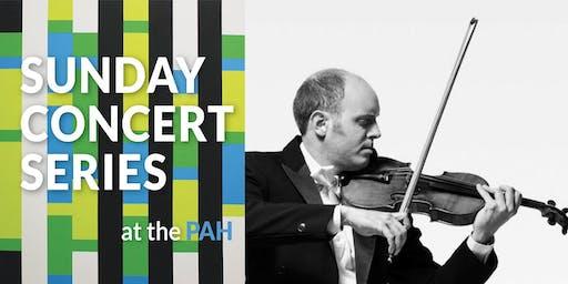 Sunday Concert Series: Andrew Beer