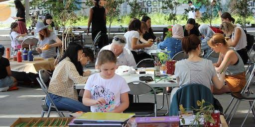 Art Somewhere - Joynton Avenue Creative Centre