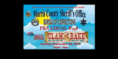 PBA Local #298 10th Annual Clam Bake