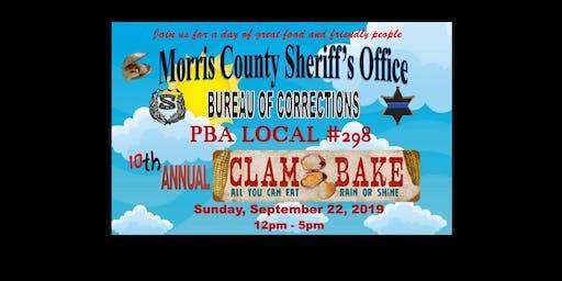 PBA Local #298 10th Annual Clam Bake