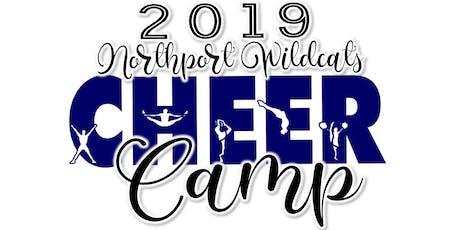 2019 Northport Wildcats Cheer Camp tickets