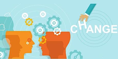 Change Management Quick Tips: 5pm Webinar tickets