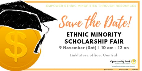 Opportunity Bank - Ethnic Minority Scholarship Fair tickets