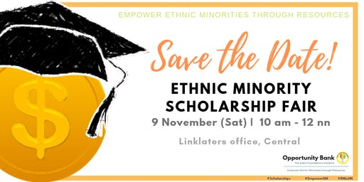 Opportunity Bank - Ethnic Minority Scholarship Fair