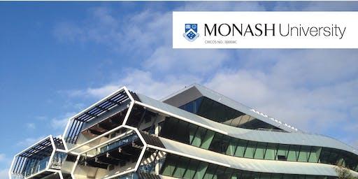 Monash Information Session - Business School