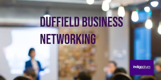 Duffield Business Networking Event (2nd Thursday of month)