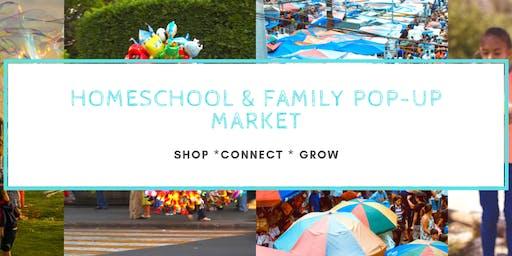 Houston Homeschool & Family Pop-Up Market