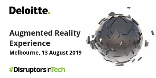 Augmented Reality Experience | #DisruptorsInTech Melbourne