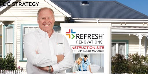Refresh Renovations Franchising Information Event in the Gold Coast