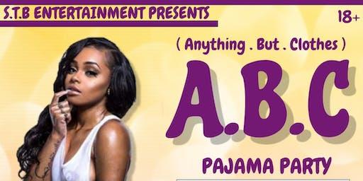 A.B.C Pajama Party
