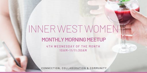 Inner West Women Monthly Morning Meetup