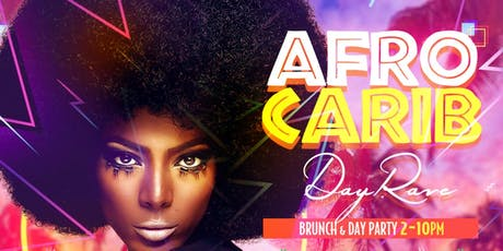 AFRO -CARIB BRUNCH  tickets