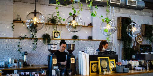 Coffee Cupping at Geelong's King of the Castle Cafe
