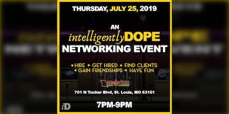 An intelligentlyDOPE Networking Event tickets