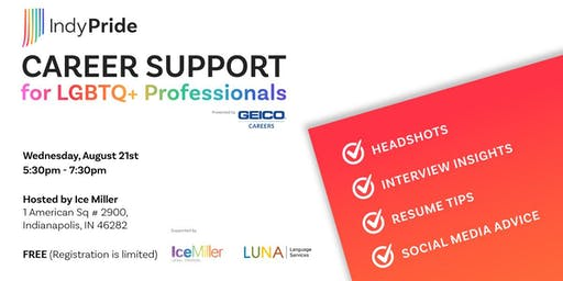 Career Support for LGBTQ+ Professionals