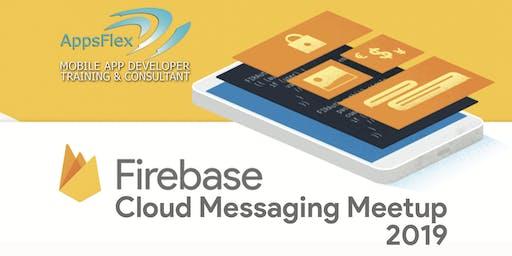 Firebase Cloud Messaging Meetup