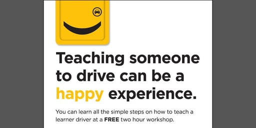 Supervising Learner Drivers - Stanhope Gardens Aug2019