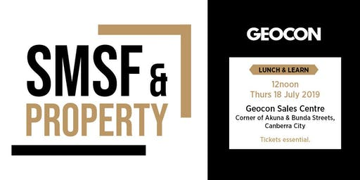 SMSF & Property - Lunch & Learn