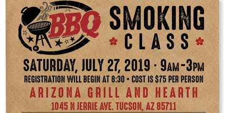 Tucson Grill Masters Smoking 101  tickets
