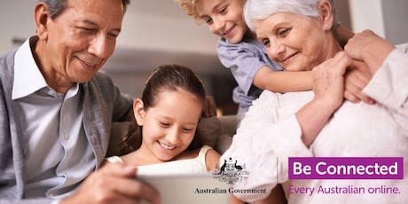 Be Connected: Getting Started Online - Noarlunga Library tickets