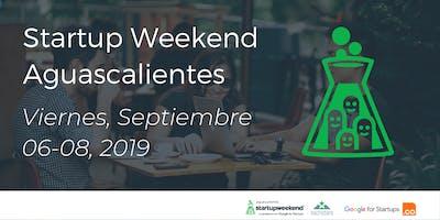 Techstars Startup Weekend Aguascalientes 09/19