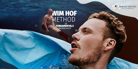 Wim Hof Method Fundamental workshop @ Bardon Yoga Brisbane tickets
