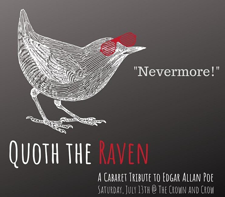 Quoth the Raven: A Cabaret Tribute to Edgar Allan Poe image