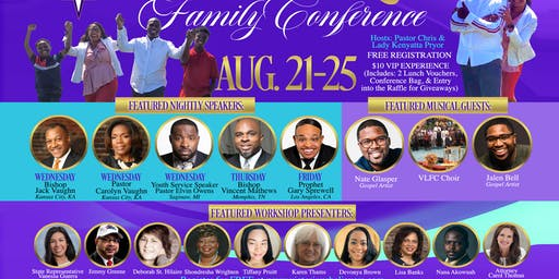 Victorious Life Family Conference 2019