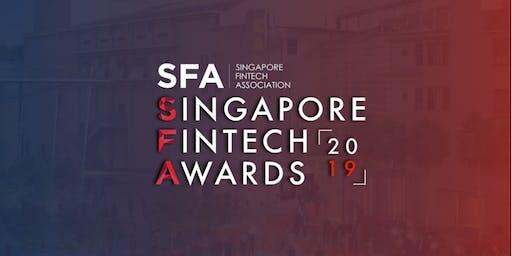 Singapore FinTech Awards Gala 2019